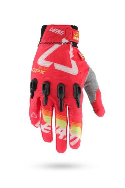 Handschuhe GPX 3.5 X-Flow rot