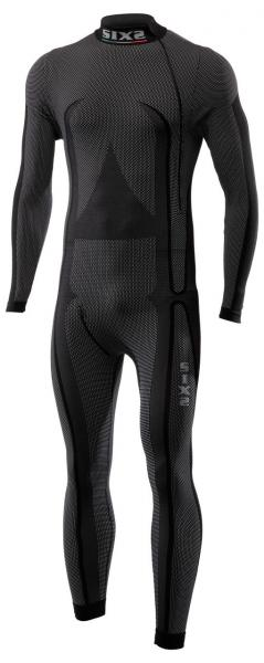 Funktionskombi STX High Neck schwarz