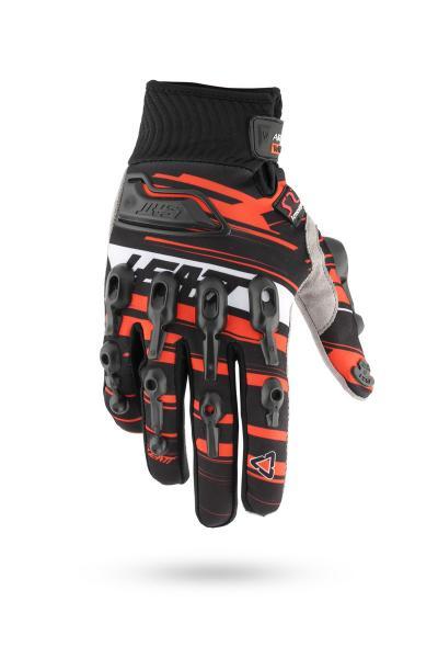Handschuhe AirFlex Wind schwarz-orange