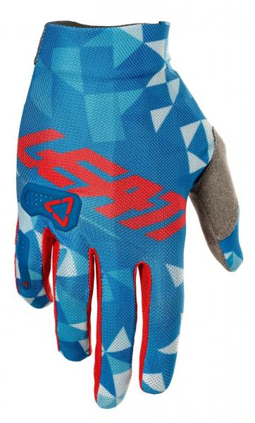 Handschuhe GPX 2.5 X-Flow blau-rot XL