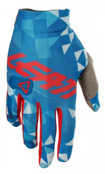 Handschuhe GPX 2.5 X-Flow blau-rot L