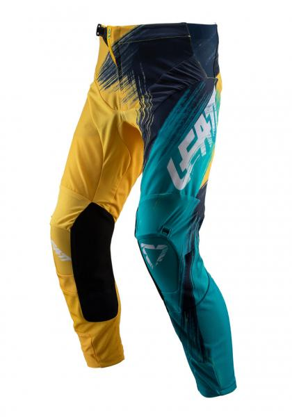 MX Hose GPX 4.5 gold/teal M