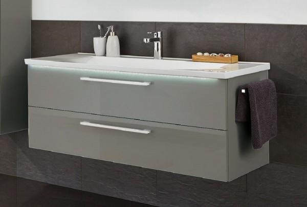 Puris Brillant Waschtisch mit Unterschrank 120,6 cm breit