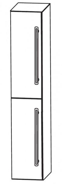 Puris Brillant Bad-Hochschrank 30 cm breit HNA0330