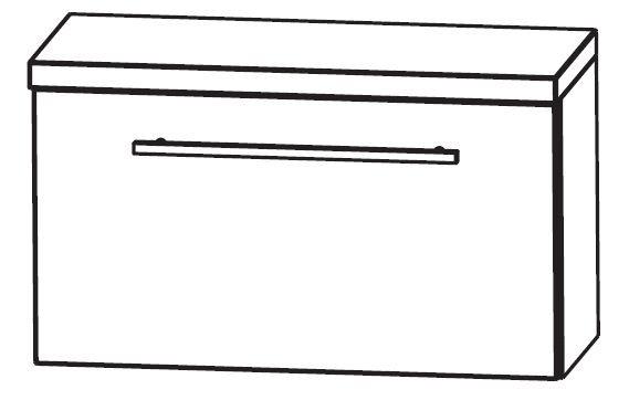 Puris Classic Line Bad-Unterschrank 60 cm breit UMA216A7K