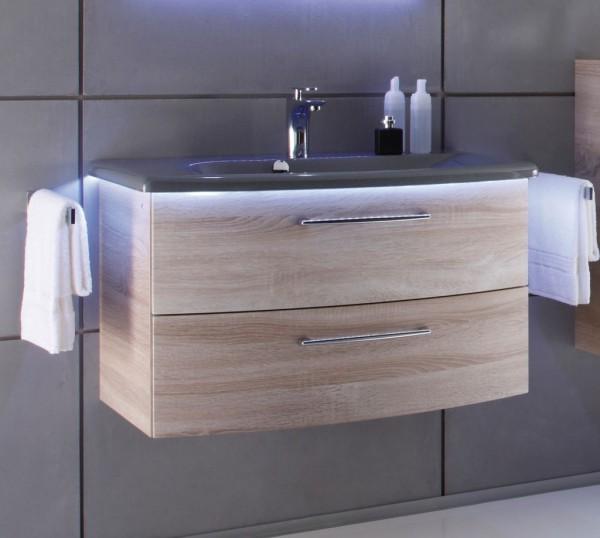 Pelipal Solitaire 7005 Waschtisch mit Unterschrank 85 cm breit