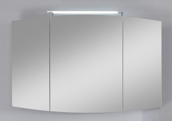 Marlin Bad 3100 - Scala Spiegelschrank 90 cm breit SCSPS90