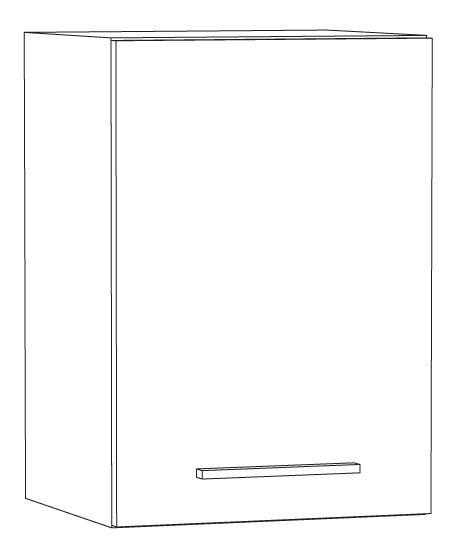 Marlin Bad 3020 - Life Bad-Oberschrank 40 cm breit OT4