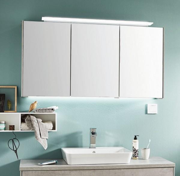 Puris Unique Bad-Spiegelschrank 122 cm breit SET432D02
