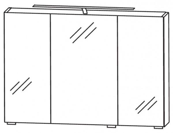 Puris Vuelta Bad-Spiegelschrank 90 cm breit S2A439S 1 / S2A439SF1
