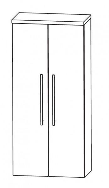 Puris Speed Bad-Mittelschrank 60 cm breit mit Innenschubkasten MNA846A