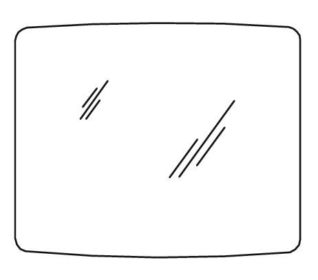 Pelipal Contea Badspiegel 85 cm breit CT-SP-8570