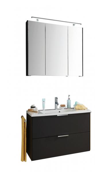 Puris d.light Badmöbel Set 73,2 cm breit kombinierbar
