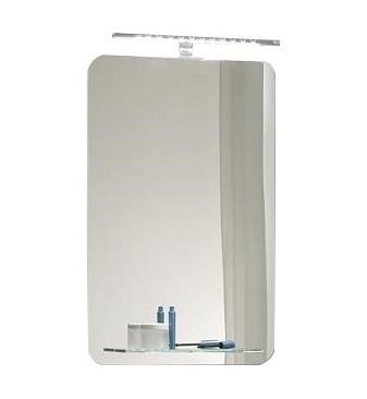 Pelipal 6900 Badspiegel mit Glasablage 46 cm breit NT-SP 02