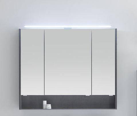 Pelipal Solitaire 6040 Bad-Spiegelschrank mit offenem Fach / 103 cm SENE00210