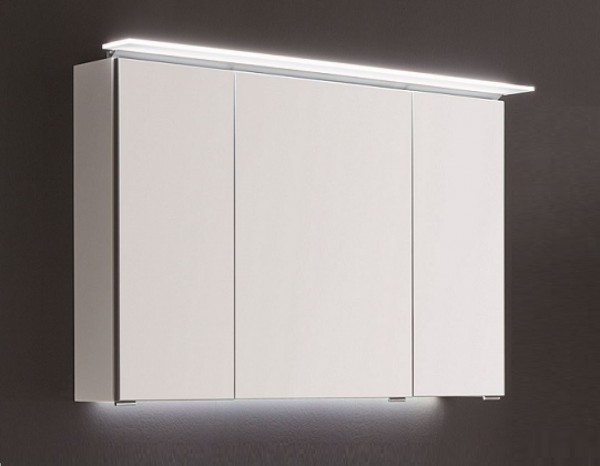 Puris Slim Line Spiegelschrank 90 cm breit STA439001 | SDA439001