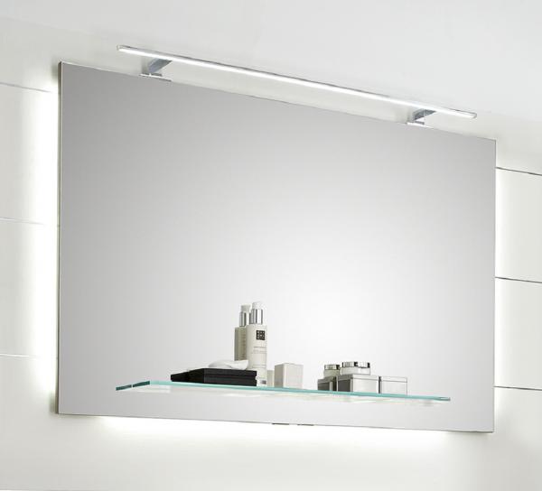 Pelipal Neutraler Flächenspiegel / Funktionsspiegel - maßvariabel S16-FSP