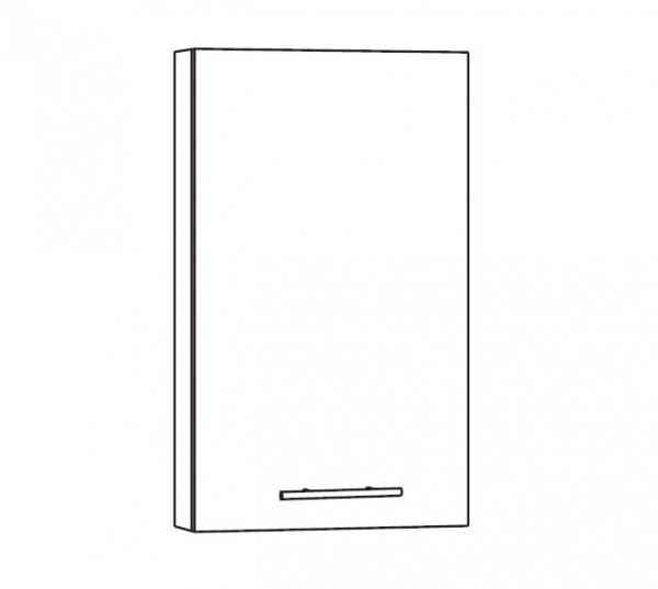 Marlin Bad 3250 Bad-Oberschrank 40 cm breit OT40D / OLT4