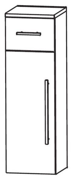 Puris Fresh Bad-Highboard 30 cm breit HBA553A01
