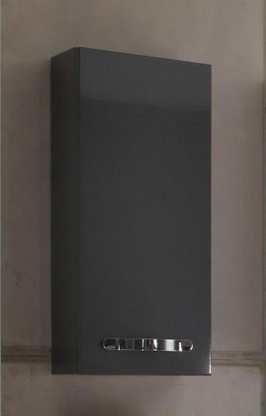 Pelipal Roulette Bad-Wandschrank 40 cm breit in Anthrazit WS 39 T70 - sofort lieferbar