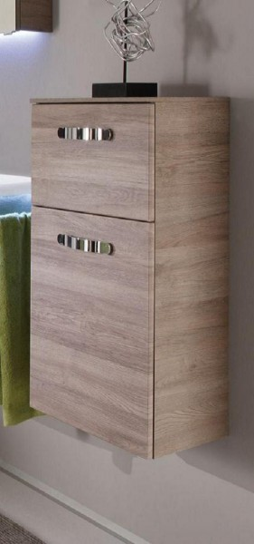 Pelipal Solitaire 7005 Bad-Highboard 45 cm breit RD-HB 45-02