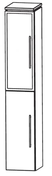 Puris Cool Line Bad-Hochschrank 30 cm breit HNA033B5