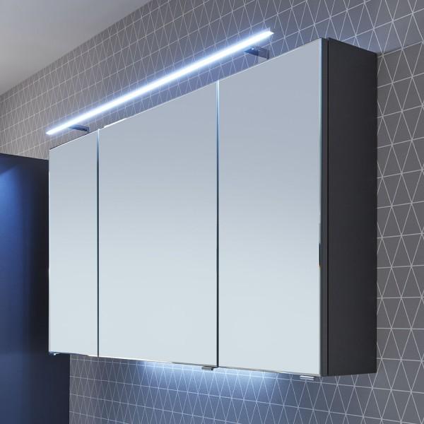 Pelipal Solitaire 6045 Bad-Spiegelschrank mit Aufsatzleuchte SEAF00213