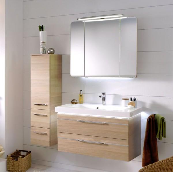 Pelipal Balto Badmöbel Set 90 cm breit kombinierbar