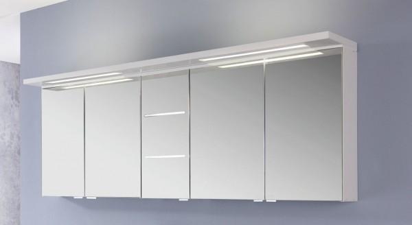 Puris Swing Spiegelschrank 180 cm breit SET40182 L/R