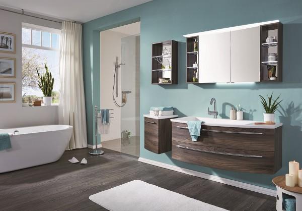 badmobel puris, puris crescendo badmöbel-set 140 cm breit kombinierbar - becken, Design ideen