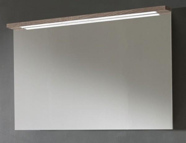 Marlin Bad 3030 - Christall Badspiegel 80 cm breit SPLED8