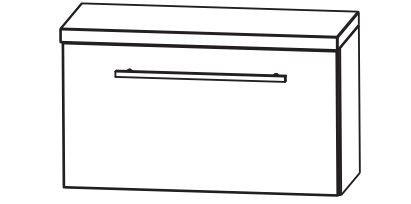 Puris Kao Line Bad-Unterschrank 60 cm breit UMA216A7K