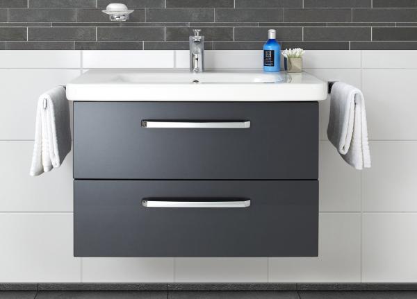 Pelipal Waschtischunterschrank für Waschtisch Ideal Standard - Tonic II maßvariabel - von 61 cm -