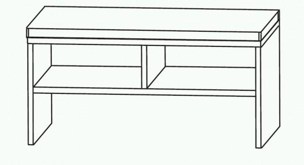 Puris Classic Line Bad-Sitzbank 90 cm breit SETBANK9