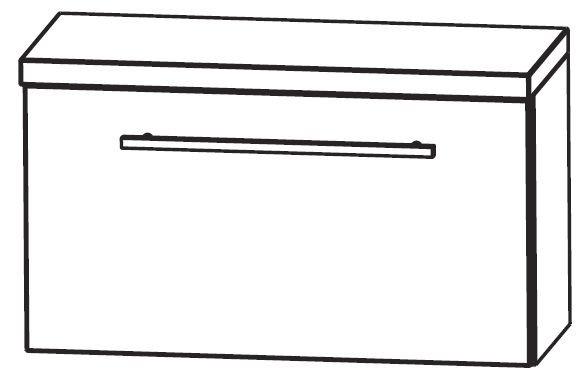 Puris Speed Bad-Unterschrank 60 cm breit UMA216AK