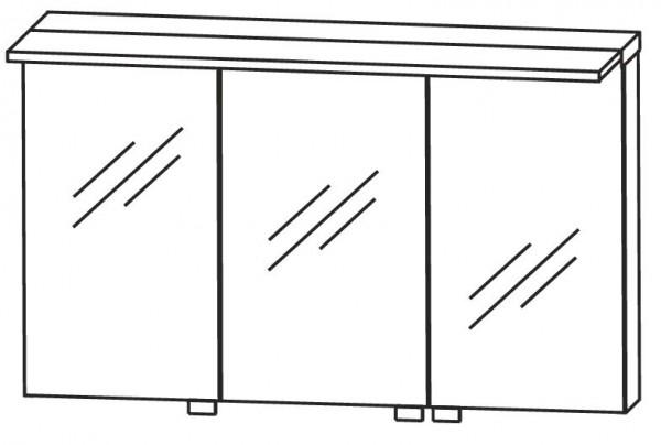 Puris Star Line Spiegelschrank 120 cm breit S2A431278