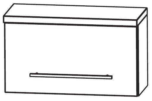 Puris Crescendo Bad-Oberschrank 60 cm breit OMA216A7K