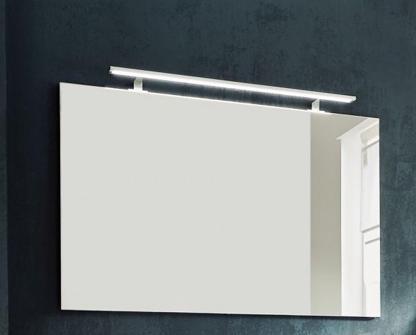 Puris d.light Badspiegel 100 cm breit FSA411B01