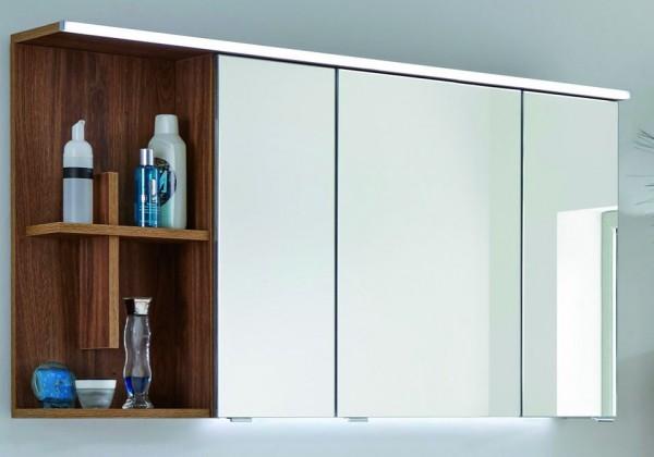puris purefaction spiegelschrank 120 cm breit set42121l. Black Bedroom Furniture Sets. Home Design Ideas