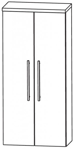 Puris Crescendo Bad-Mittelschrank 60 cm breit MNA816A7