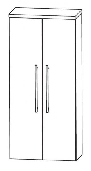 Puris WoW Bad-Mittelschrank mit Innenschubkästen 60 cm breit MNA846A