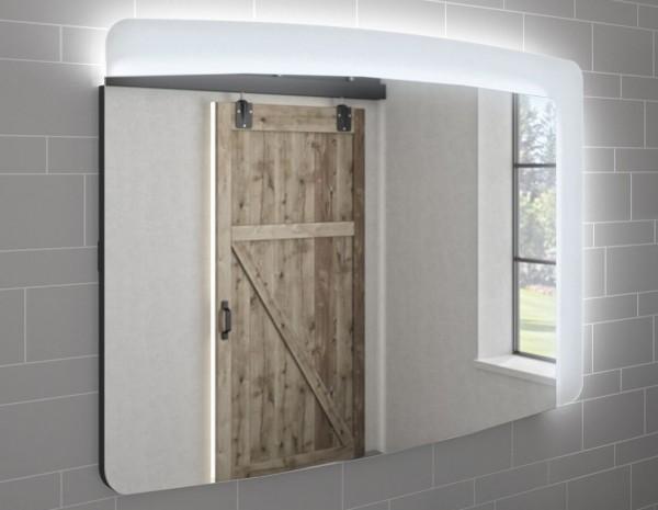 Pelipal Fokus 4030 Badspiegel mit Beleuchtung / 100 cm breit