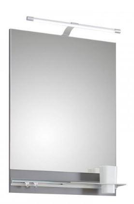 Pelipal 357 Capri - Badspiegel mit Beleuchtung und Funktionsleiste