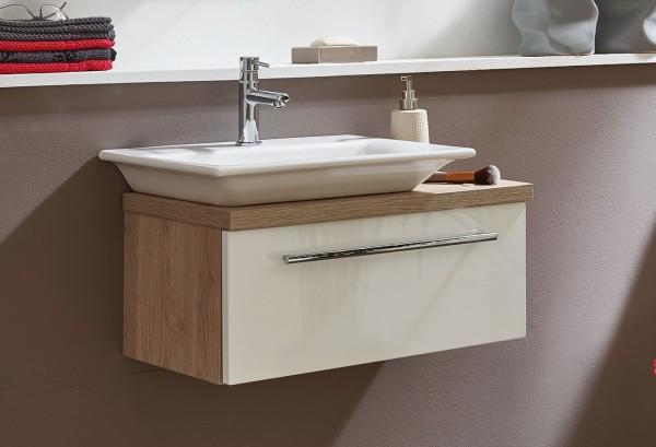 Puris for guests Waschtisch mit Unterschrank 65,3 cm breit SETFG6008