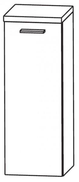 Puris Milano Bad-Highboard 30 cm breit HBA513A