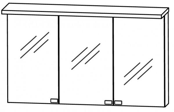 Puris Star Line Spiegelschrank 120 cm breit S2A431216