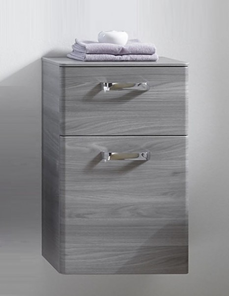 Pelipal Solitaire 9020 Bad-Highboard 45 cm breit 9020-HB 45-02