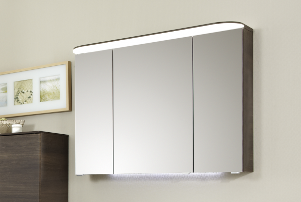 Pelipal Pineo Spiegelschrank 96 cm breit PN-SPS 11 / PN-SPS 29
