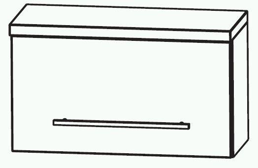 Puris Swing Bad-Oberschrank 60 cm breit OMA216A7K