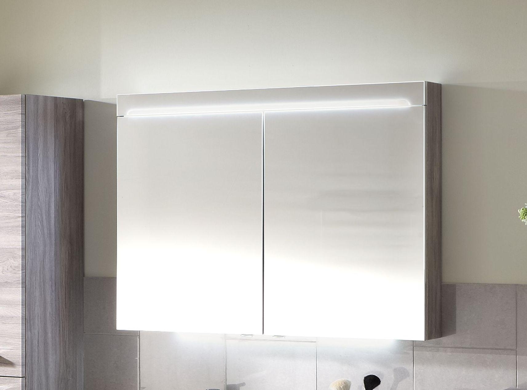 Marlin bad 3080 eclipse spiegelschrank 100 cm breit esps100 badm bel 1 - Spiegelschrank 100 cm breit ...